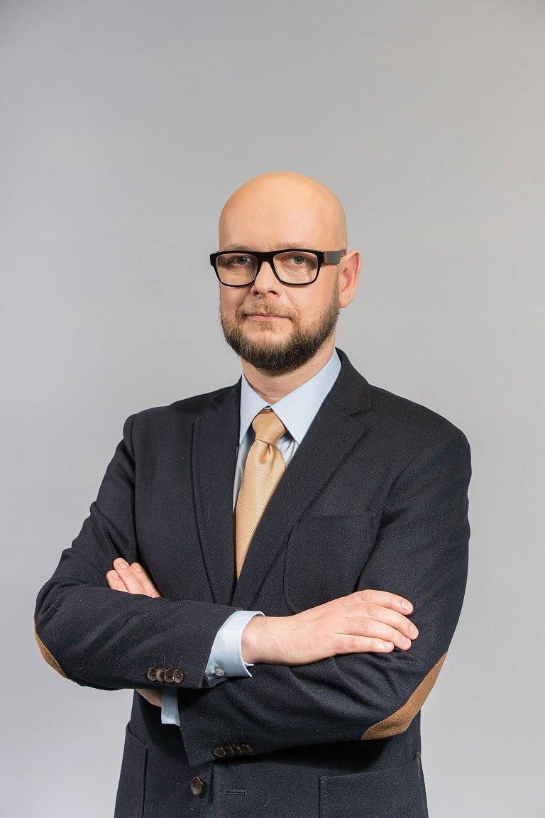 Łukasz Kusiak, Product Manager w Continental Opony Polska