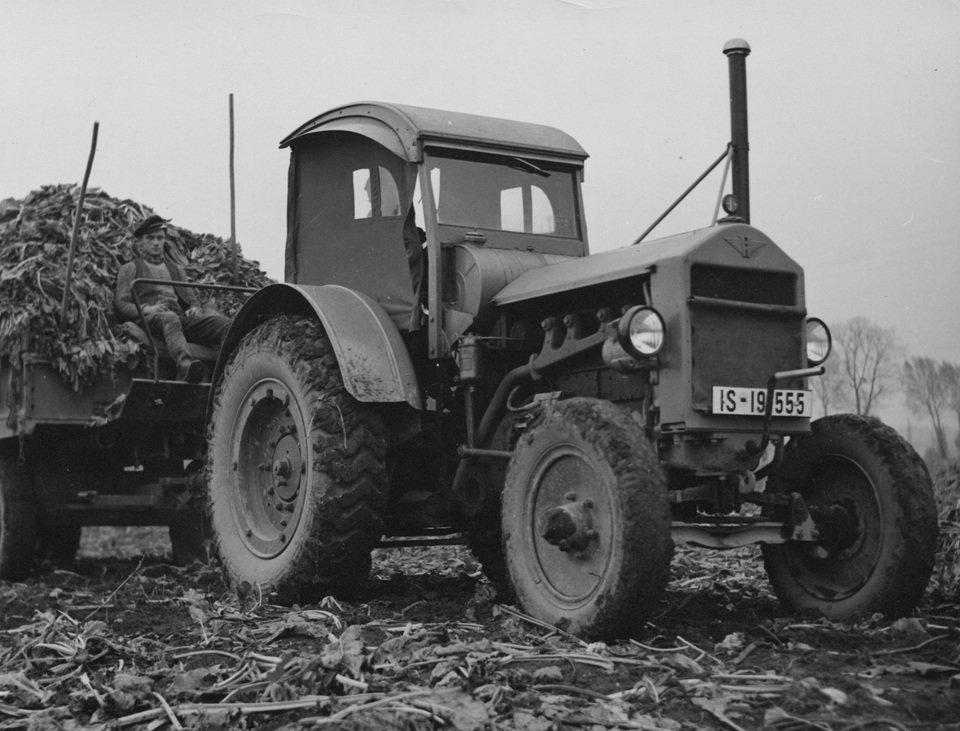 Minęło 90 lat od pojawienia się na rynku pierwszej opony rolniczej Continental