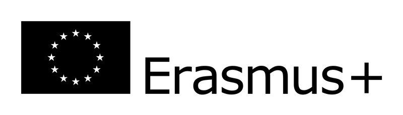 EU flag-Erasmus+_vect_POS [B&W].jpg