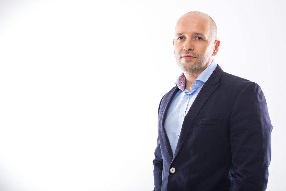 Adam Bąkowski - prezes zarządu Telematics Technologies sp. z o.o.
