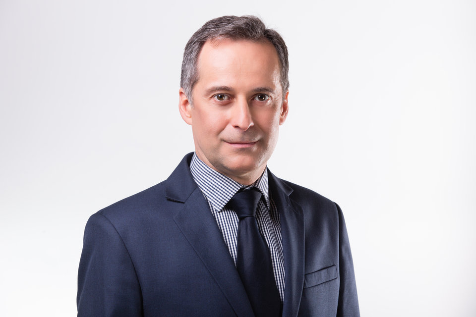 Tomasz Hapke - kierownik działu map Telematics Technologies sp. z o.o.