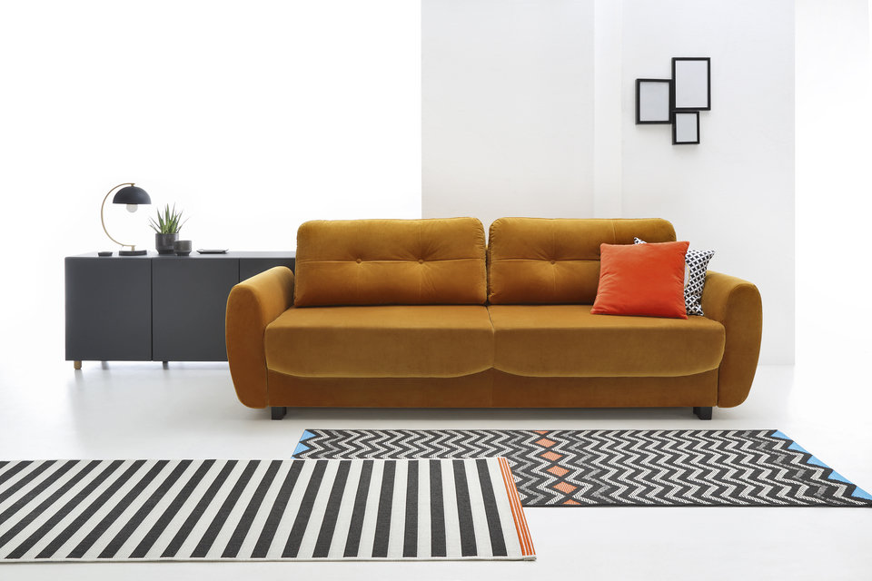Sofa Hampton Lux 3DL