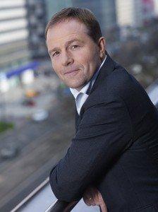 Frans-Willem de Kloet, prezes UPC Polska