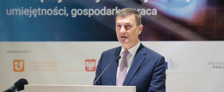 wiceprzewodniczący Komisji Europejskiej Andrus Ansip