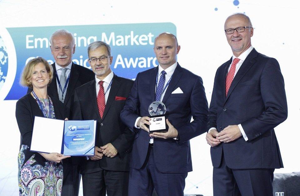 -Polskie firmy już dawno pozbyły się kompleksów i potrafią konkurować nie tylko ceną, ale również jakością produktów i innowacyjnością, Robert Wawro, dyrektor generalny Maspex