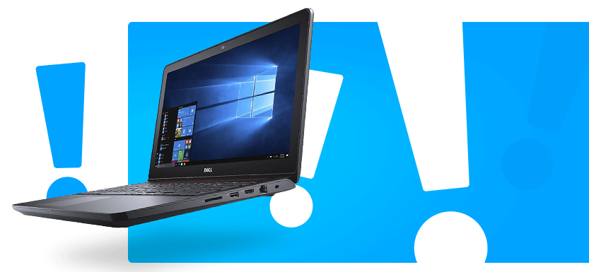 Dell Inspiron 15 5577 - druga część nagrody