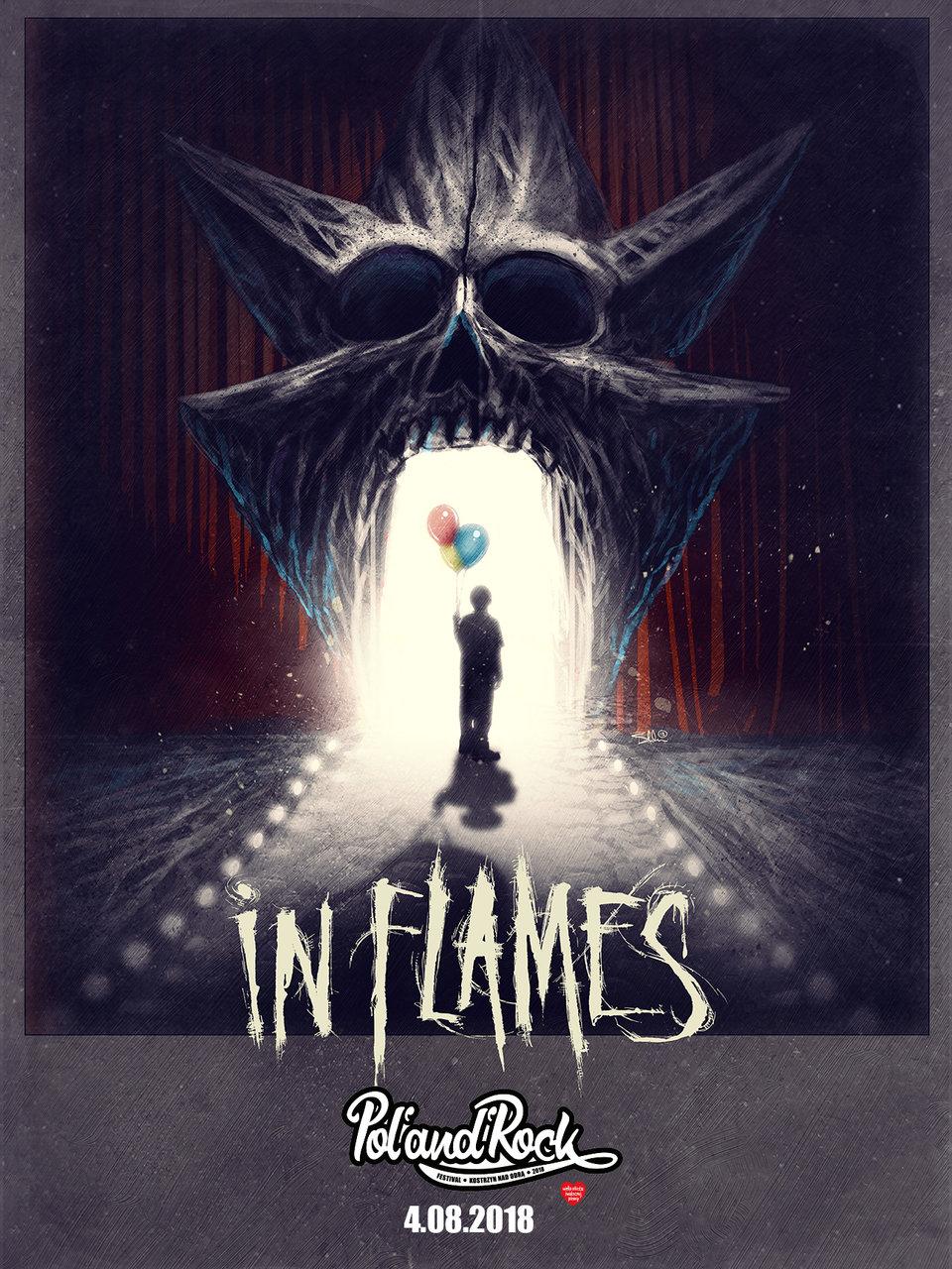 In Flames - materiały prasowe