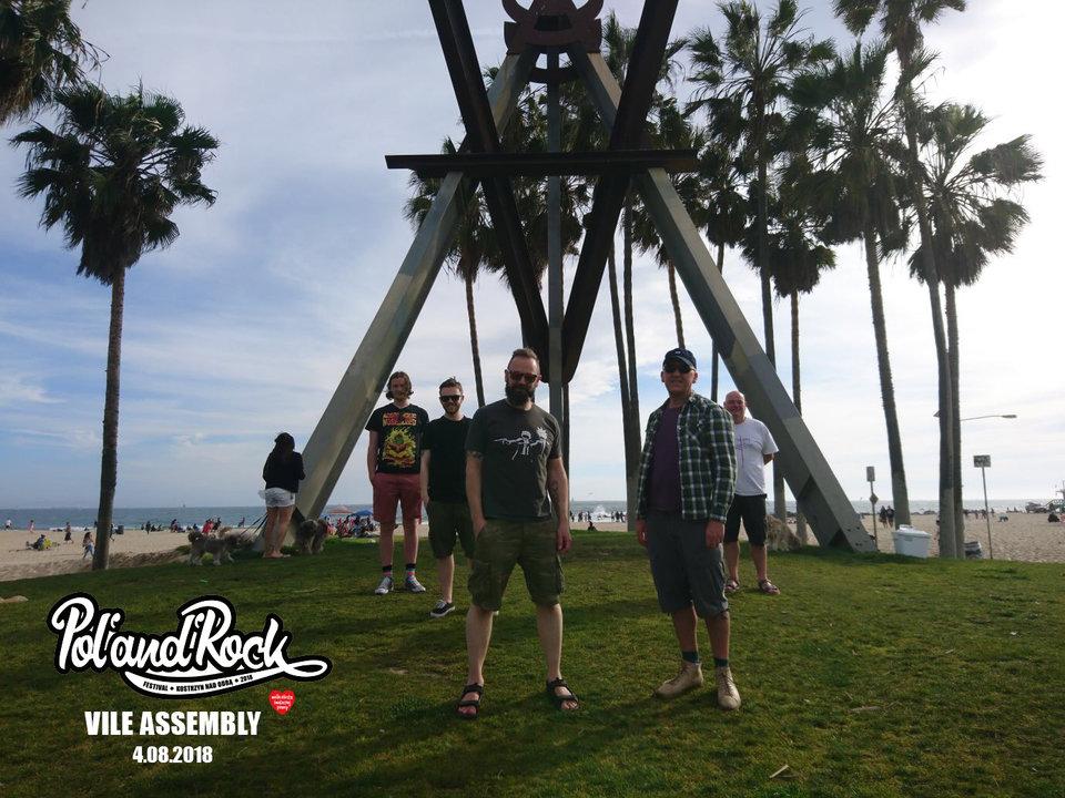 Vile Assembly - materiały prasowe