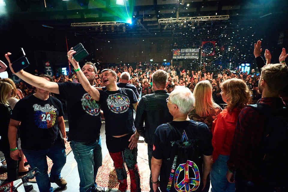 Zakończenie Eliminacji do 24. Pol'and'Rock Festival / Fot. Szymon Aksienionek