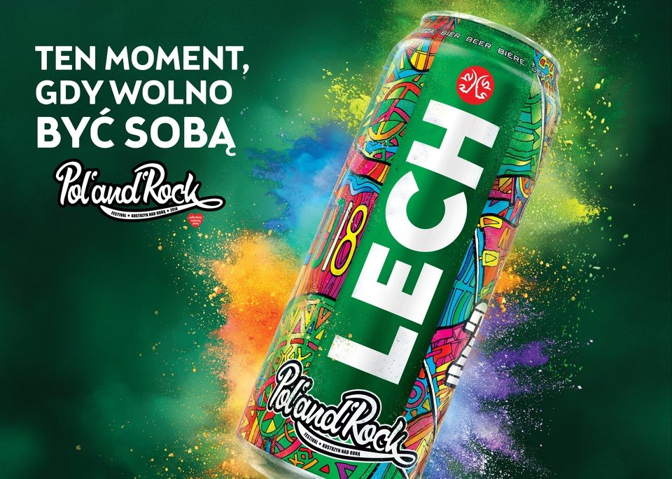 Lech Premium już po raz piąty na Pol'And'Rock!.jpg