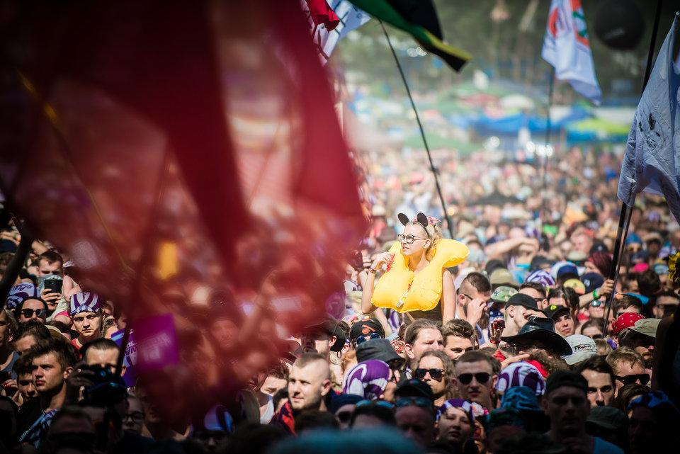 Pol'and'Rock Festival 2018 begins