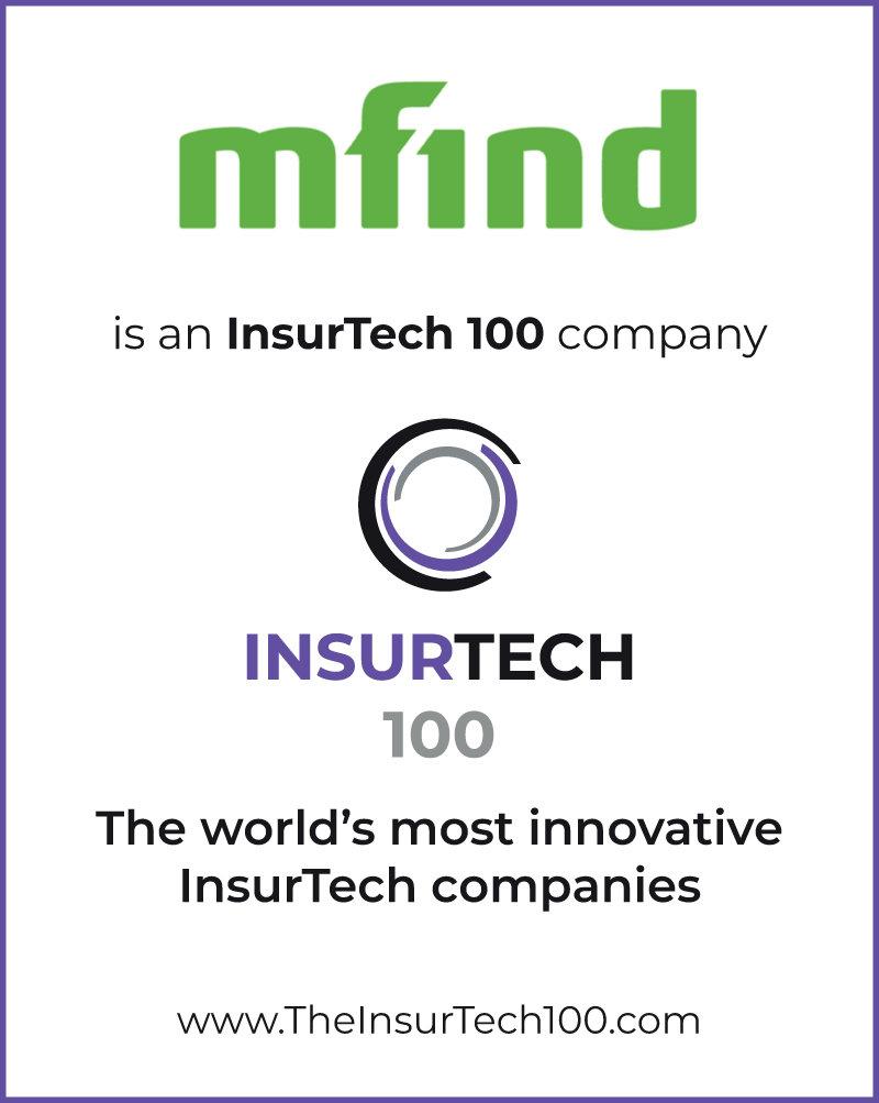 Mfind wśród najbardziej innowacyjnych firm branży InsurTech na świecie!