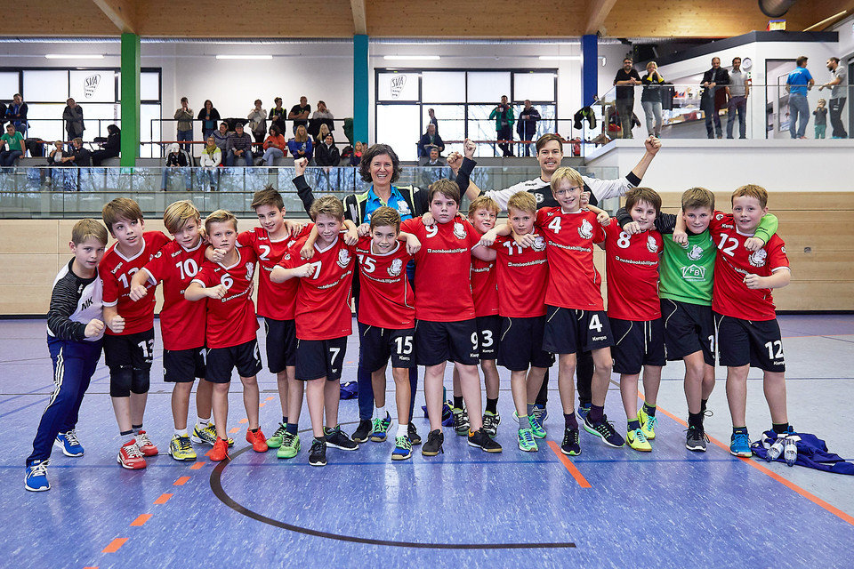 Bildrecht: SV Anzing Handball