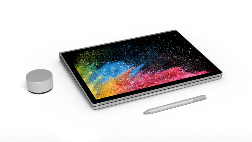 Microsoft Surface Book 2 15