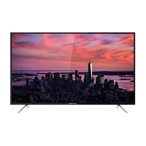 Thomson 65 UC6306 - 164 cm (65 Zoll) Fernseher (4K Ultra HD, HDR 10, Smart TV, WLAN, Triple Tuner (DVB T2), USB)