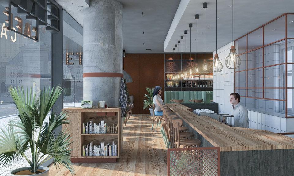 Etno Cafe Polna Corner