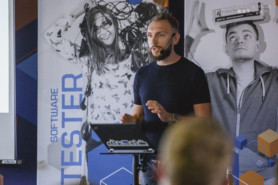 Tomek Marcinkowski o tajnikach PhpStorm Masters