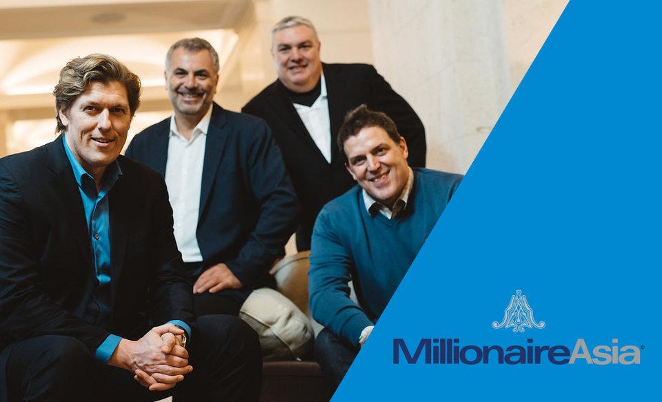 MillionaireAsia publication<br>