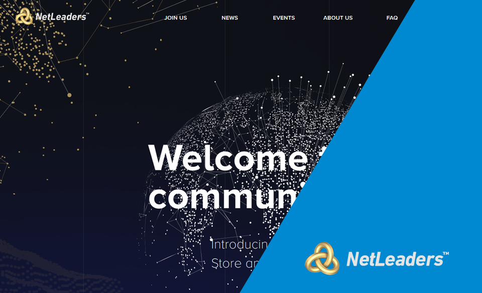 Oficjalna strona Netleaders (PL)