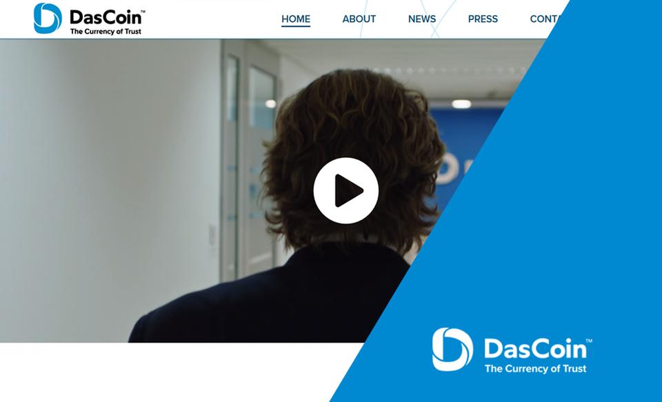 Oficjalna strona DasCoin (PL)