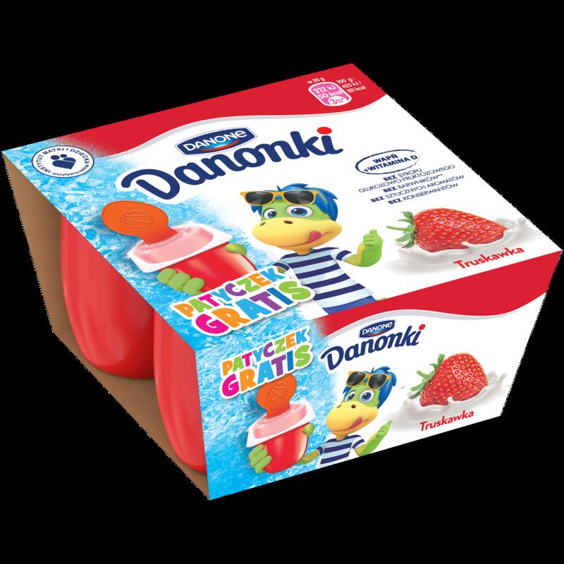 Danonki 4x50 Truskawka.png