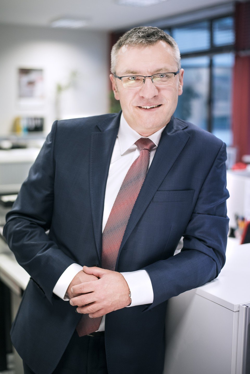Artur Sroka, Head of the Industrial Department at Bureau Veritas Polska Sp. o.o.