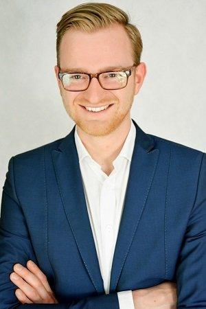 Michał Stalmach - Starszy Konsultant ds. Zrównoważonego Rozwoju w Bureau Veritas Polska