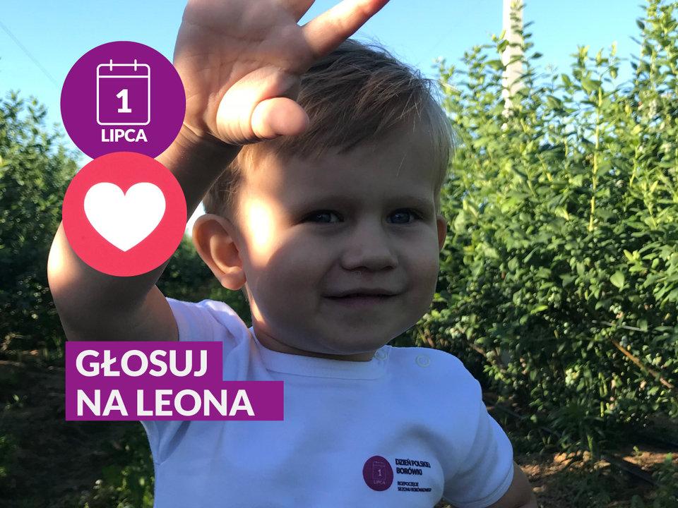 LEON GÓRNIAK na Dzień Polskiej Borówki 2018.jpg