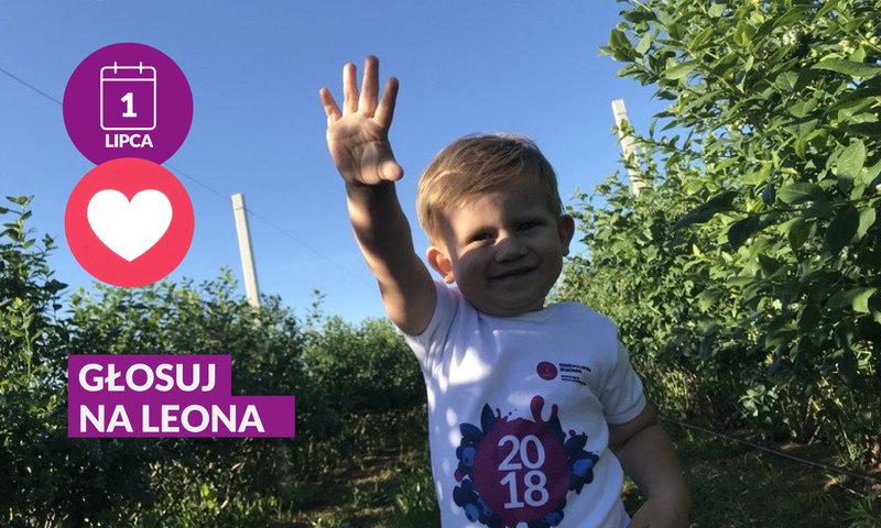 LEON GÓRNIAK na Dzień Polskiej Borówki 2018 Grafika Fb.jpg