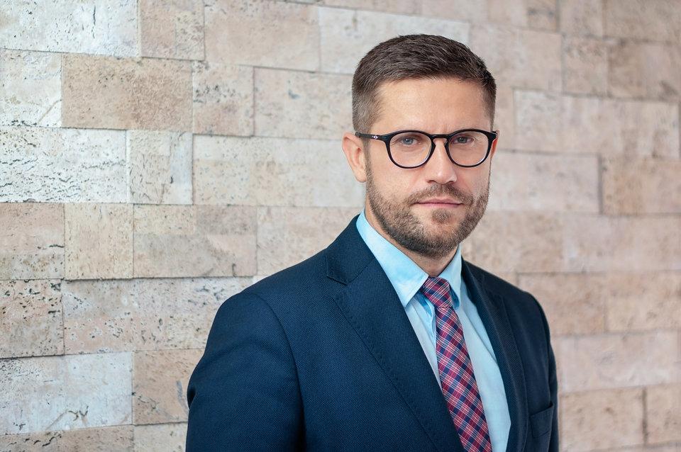 Paweł Tomala, Prezes Zarządu Faktorii<br>