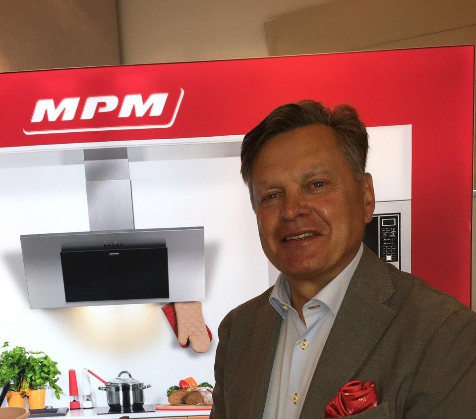 Piotr Płochocki, twórca i założyciel firmy MPM agd S.A.