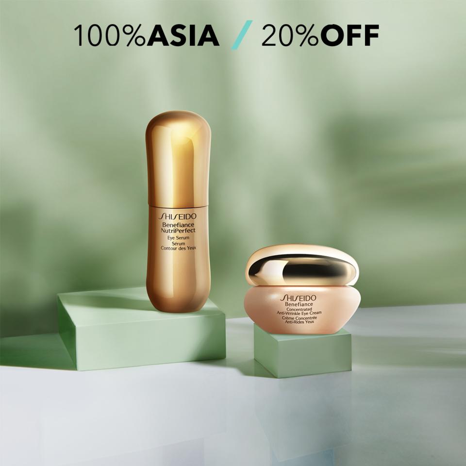 Ponad 140 lat doświadczenia w pielęgnacji skóry oraz liczne międzynarodowe nagrody świadczą o tym, że produkty pielęgnacyjne od Shiseido przywracają skórze jej najwyższy potencjał oraz wzmacniają jej wrodzoną zdolność do samoregeneracji. Nawilżanie i rozwiązywanie problemów nie jest jedynym celem pielęgnacji.