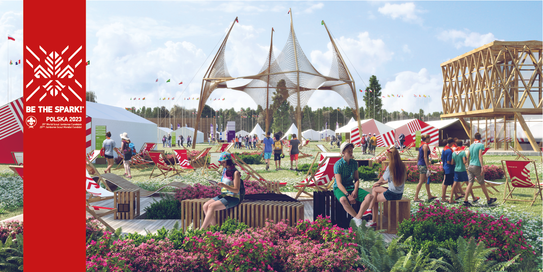 Polska 2023 World Scout Jamboree Bid
