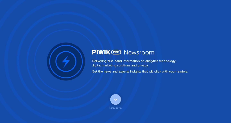 PIWIK PRO Newsroom