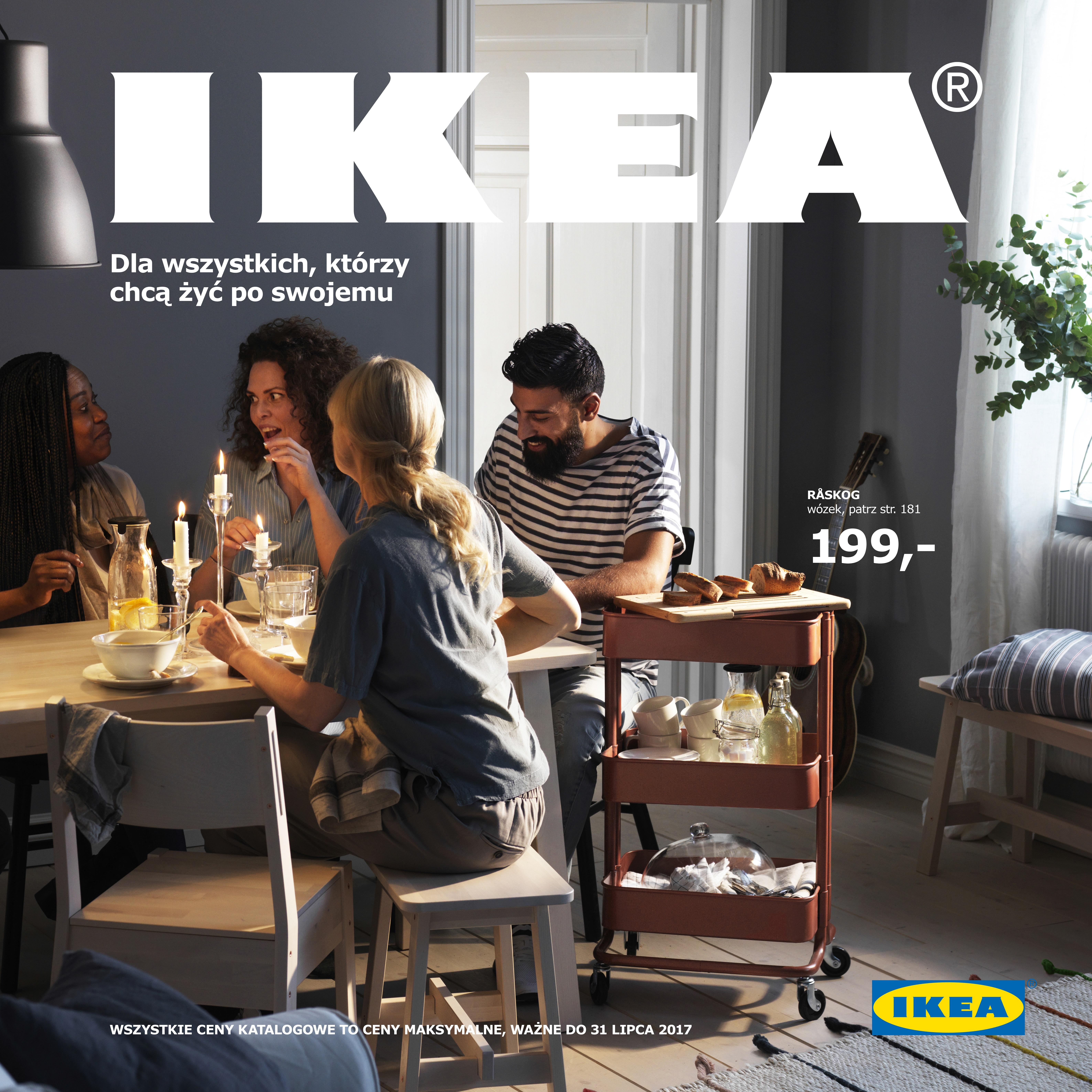 katalog ikea 2017 dla wszystkich kt rzy chc y po swojemu biuro prasowe ikea. Black Bedroom Furniture Sets. Home Design Ideas