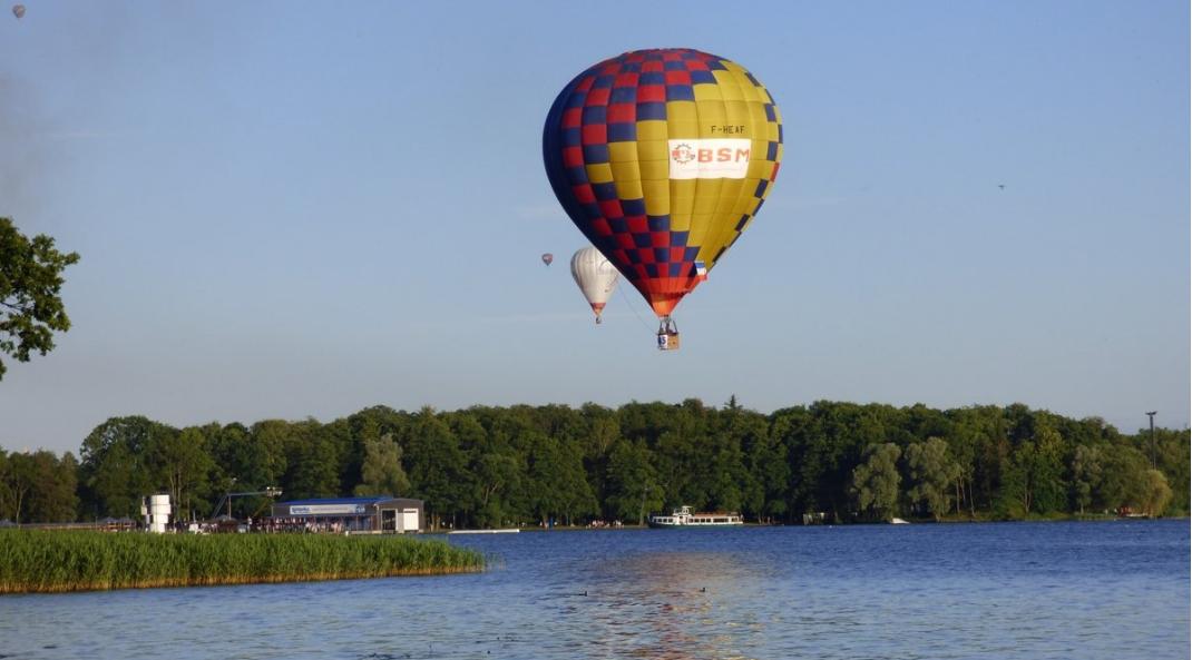 Kronospan sponsorem strategicznym festiwalu balonowego