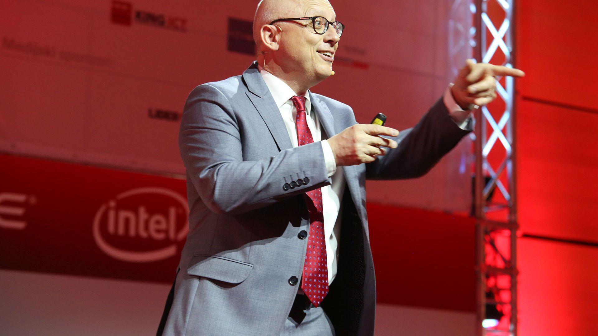 Senior Oracle Executive Joins Synerise - Newsroom: latest news on Synerise AI Growth Cloud