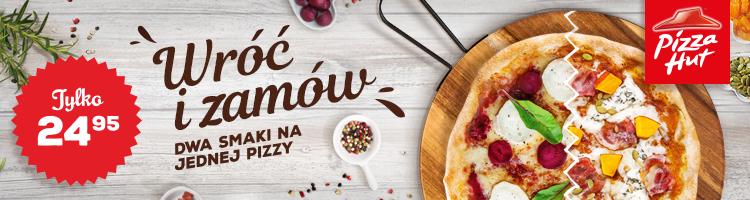 Deloitte Digital przygotowała zimową kampanię dla Pizza Hut