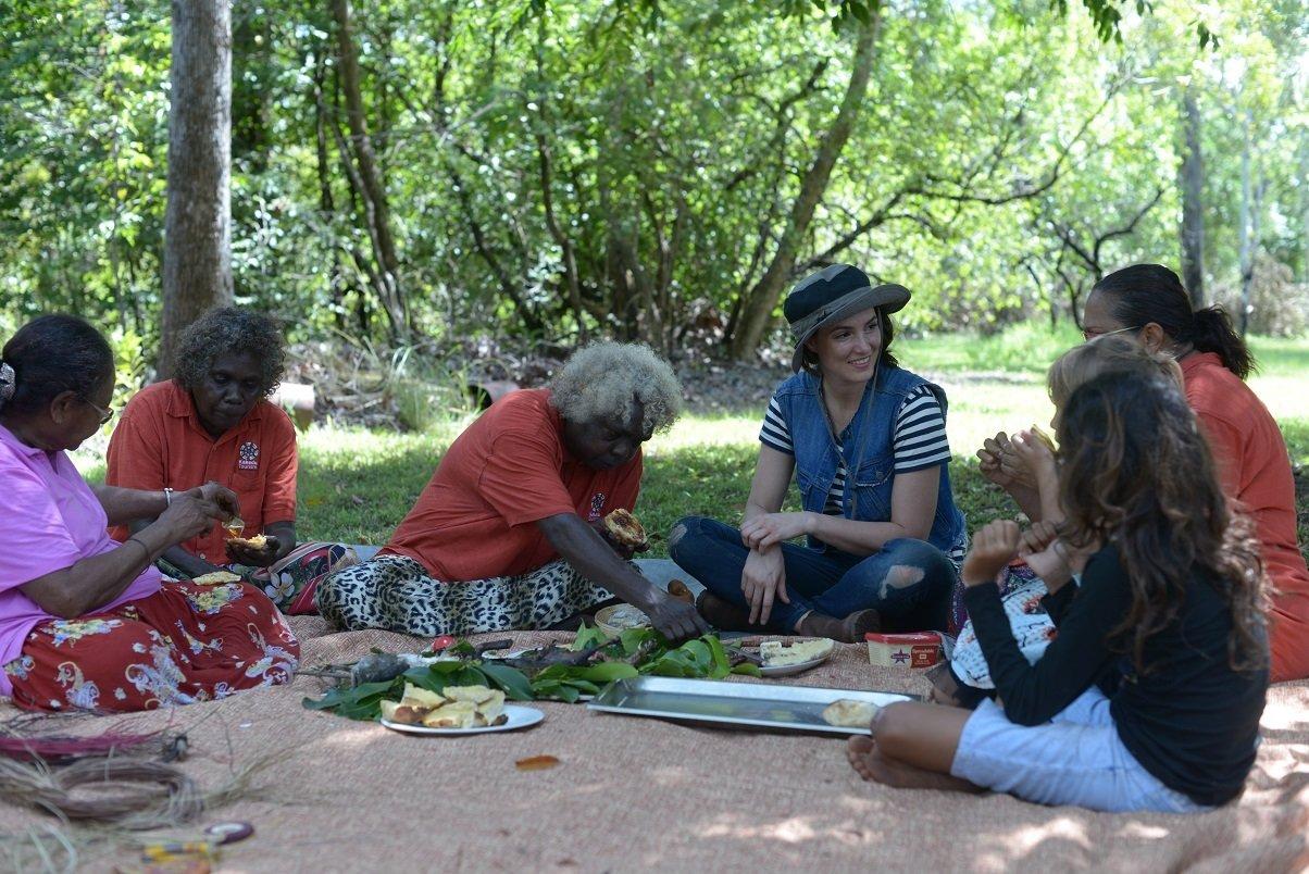 """Bogactwo naturalne Australii w nowej serii """"Antypody smaków""""  w styczniu na kanale Nat Geo People"""
