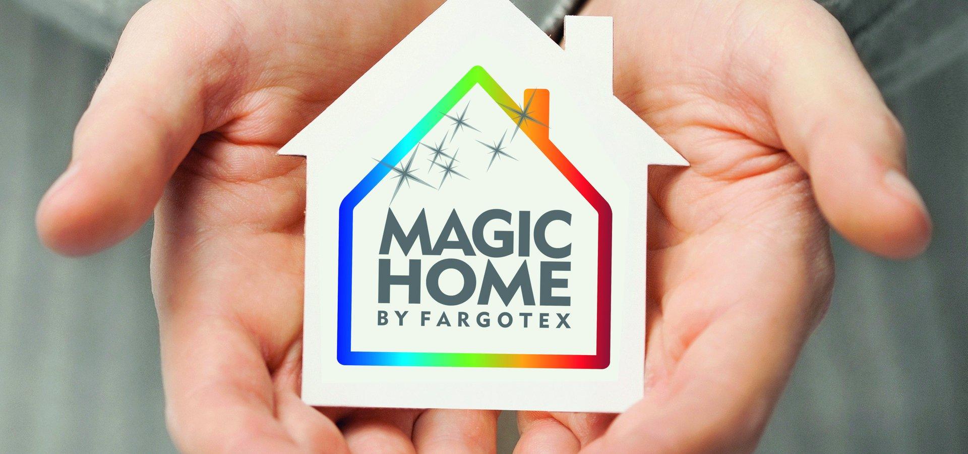 Kolekcja tkanin Magic Home po raz trzeci z Medalem Europejskim