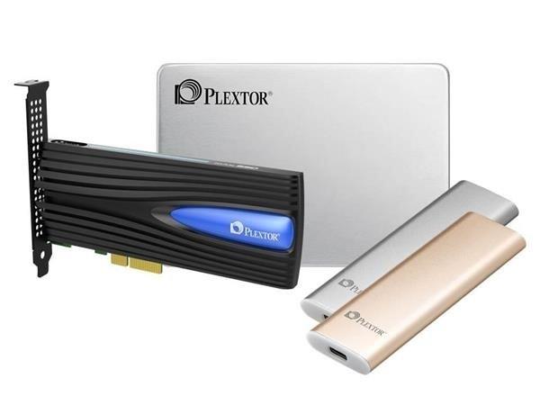 CES 2017: Plextor zaprezentuje dyski 3D NAND i nowy model M8Se