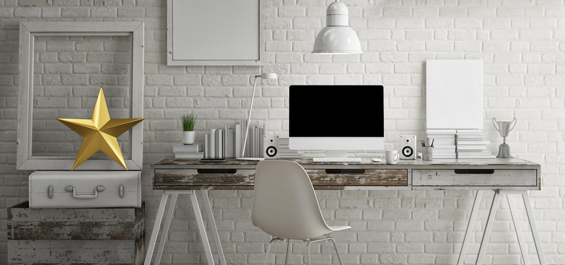 Jak odpowiednio oświetlić miejsce pracy?