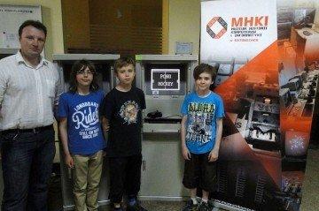 Pong w Muzeum Komputerów w Katowicach
