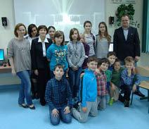 Lekcja otwarta w Warszawie