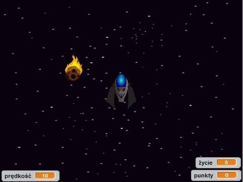 Gwiezdny niszczyciel – projekt Julka