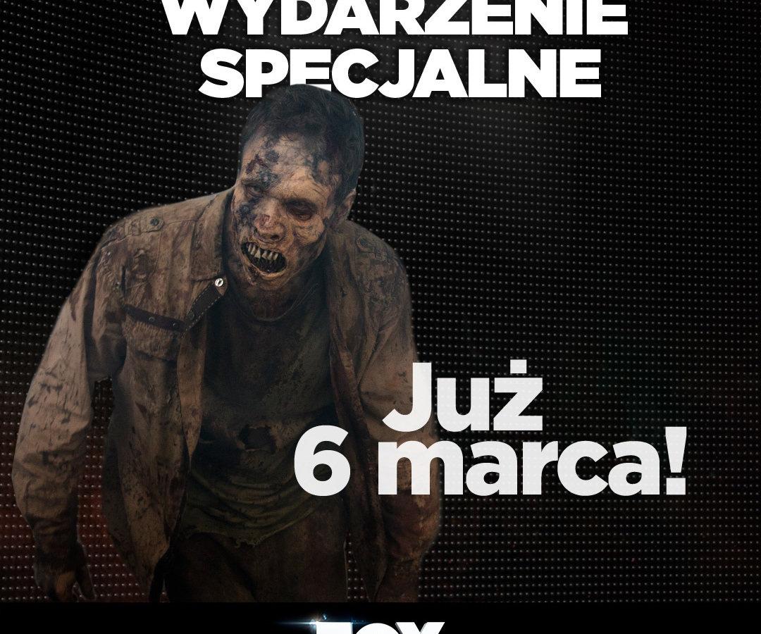 """Obsada """"The Walking Dead"""" przyjeżdża do Polski!"""