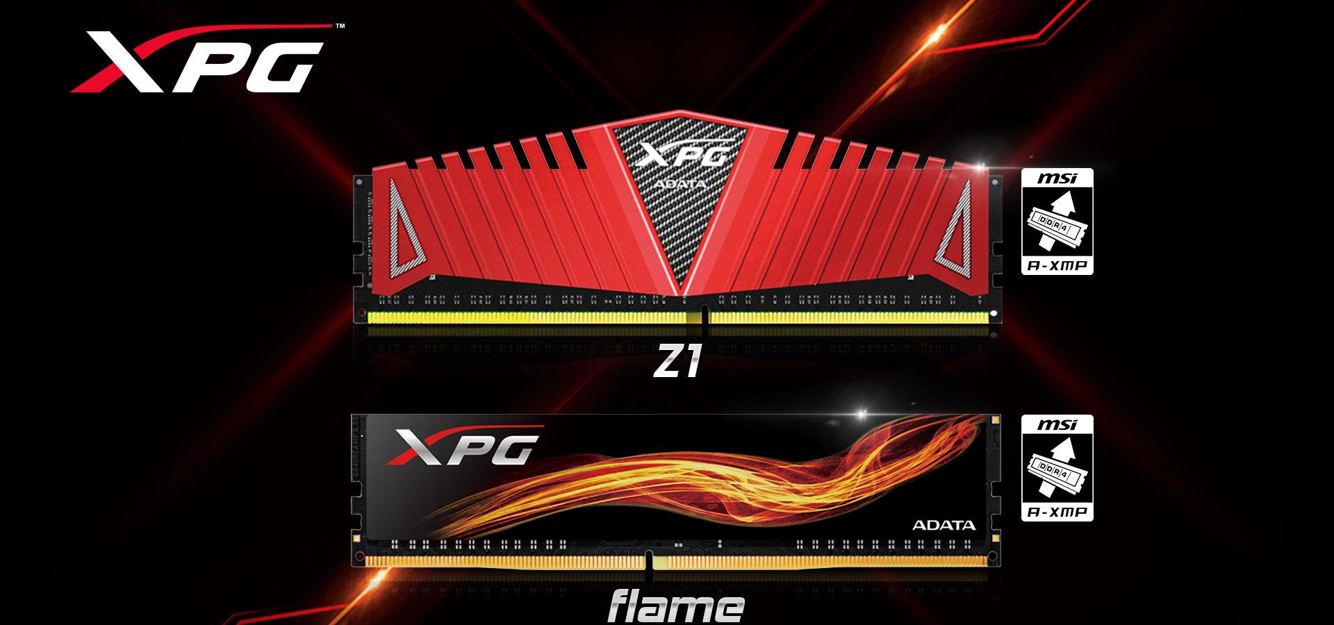 Pamięci ADATA XPG DDR4 są oficjalnie kompatybilne z AM4 i Ryzen