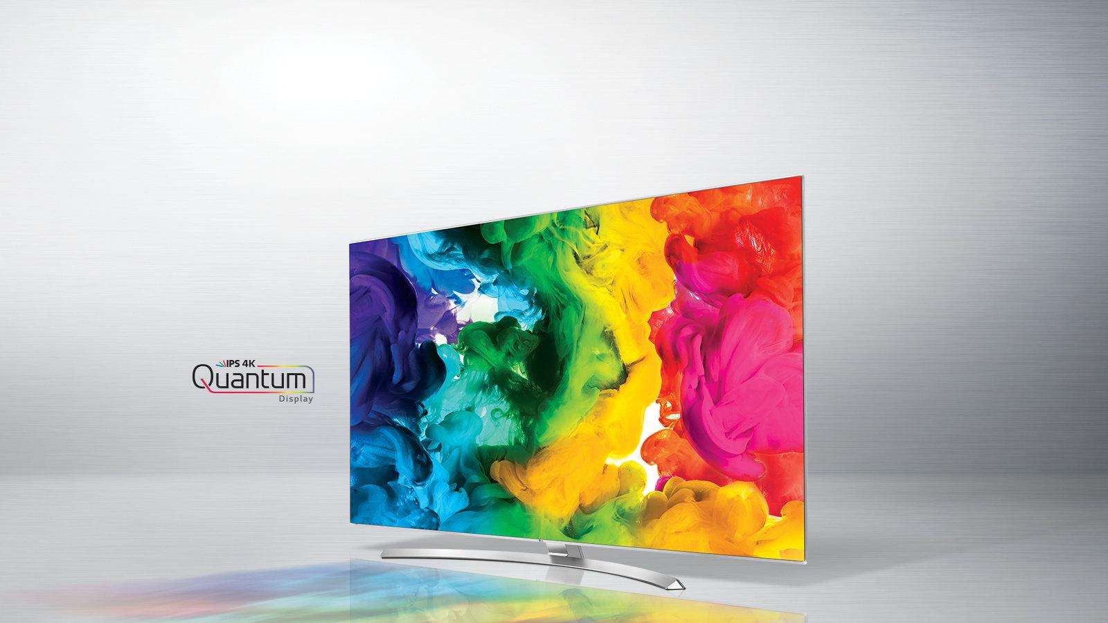 Nowe telewizory super UHD z matrycami Nano Cell debiutują CES 2017