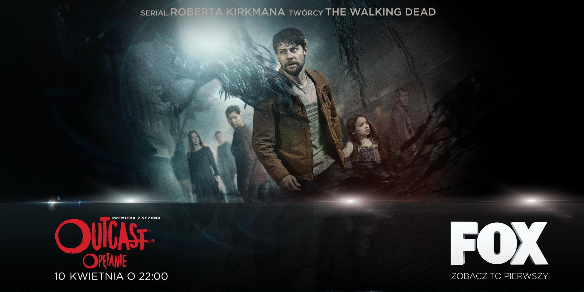 """Ruszyła kampania promująca 2. sezon serialu """"Outcast: Opętanie"""""""
