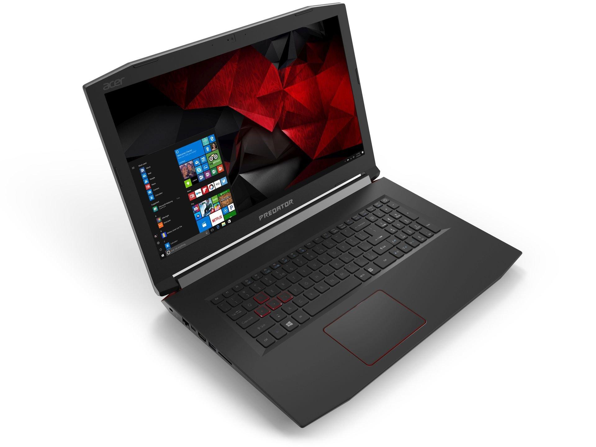 Acer rozszerza swoją linię notebooków dla graczy o model Predator Helios 300